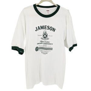 Anvil John Jameson Irish Whiskey Cotton Shirt XL